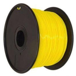 Gembird Filament ABS žlutá