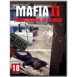 Mafia II Betrayal of Jimmy DIGITAL