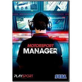 Motorsport Manager (PC/MAC/LINUX) DIGITAL