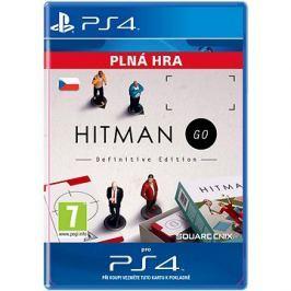Hitman GO: Definitive Edition - PS4 CZ Digital