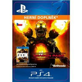DOOM Season Pass Bundle - PS4 CZ Digital