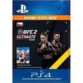 EA SPORTS UFC 2 - 4600 UFC POINTS - PS4 CZ Digital