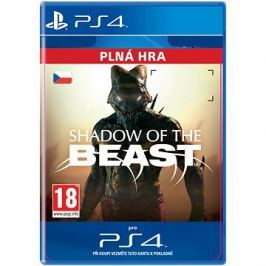 Shadow of the Beast - PS4 CZ Digital
