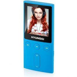 Hyundai MPC 501 FM 4GB modrý MP4 (video)
