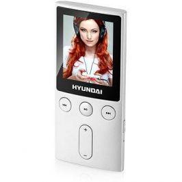 Hyundai MPC 501 FM 8GB stříbrný