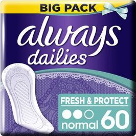 ALWAYS Fresh&Protect Normal intimky 60 ks