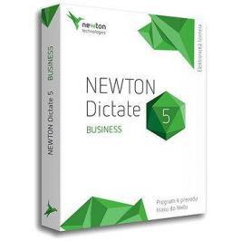 NEWTON Dictate 5 Business SK (elektronická licence)