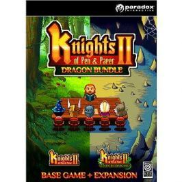 Knights of Pen and Paper 2: The Dragon Bundle (PC/MAC/LINUX) DIGITAL
