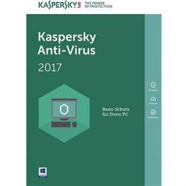 Kaspersky Anti-Virus 2018 obnova pro 4 počítače na 12 měsíců (elektronická licence)