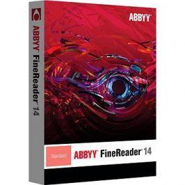 ABBYY FineReader 14 Standard (elektronická licence)