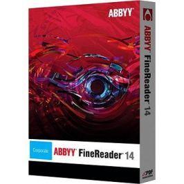 ABBYY FineReader 14 Corporate (elektronická licence)