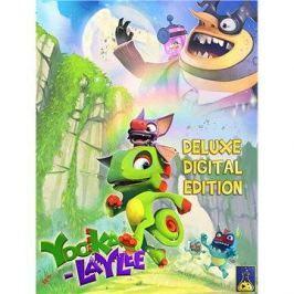 Yooka-Laylee Deluxe Edition (PC/MAC/LX) DIGITAL + BONUS!