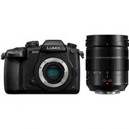Panasonic LUMIX DMC-GH5 + Leica DG 12-60 mm f/2.8-4.0