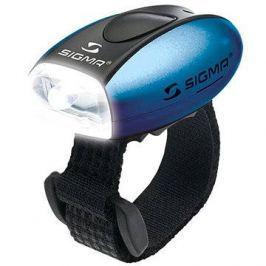 Sigma Micro modrá / přední světlo LED-bílá