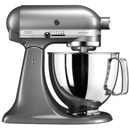 KitchenAid Robot Artisan 125, stříbrná