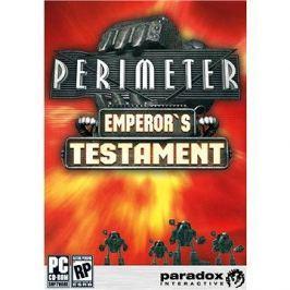 Perimeter: Emperors Testament (PC) DIGITAL