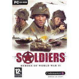 Soldiers: Heroes of World War II (PC) DIGITAL