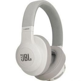 JBL E55BT bílá