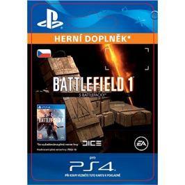 Battlefield 1 Battlepacks x 5 - PS4 CZ Digital