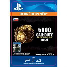 5,000 Call of Duty: Infinite Warfare Points - PS4 CZ Digital