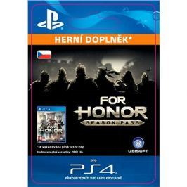 FOR HONOR SEASON PASS - PS4 CZ Digital