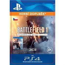 Battlefield 1 Deluxe Edition Content - PS4 CZ Digital