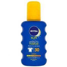 NIVEA SUN Protect & Moisture Spray SPF 30 200 ml