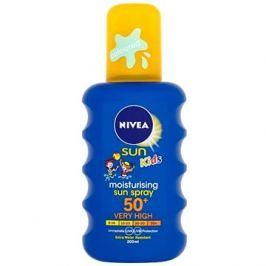 NIVEA SUN Kids Protect & Moisture Spray SPF 50+ 200 ml