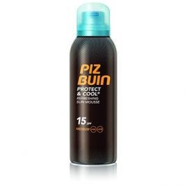 PIZ BUIN Protect & Cool Refreshing Sun Mousse SPF15 150 ml