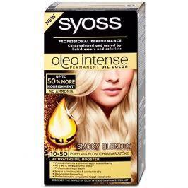 SYOSS Oleo Intense 10-50 Světlá popelavá blond 50 ml