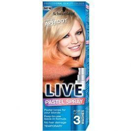 SCHWARZKOPF LIVE Pastel Spray Pastel Apricot 125 ml