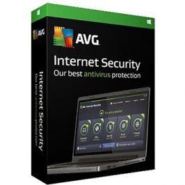 AVG Internet Security pro 5 počítače na 36 měsíců (elektronická licence)