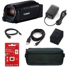 Canon Legria HF R806 kamera černá - Essential kit