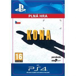 Kona - PS4 CZ Digital