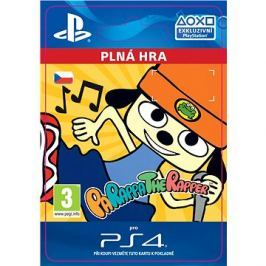 PaRappa the Rapper Remastered - PS4 CZ Digital