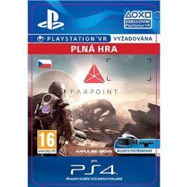 Farpoint - PS4 CZ Digital