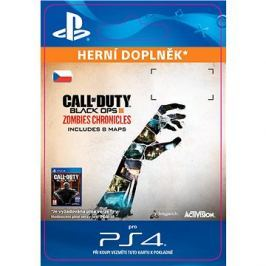 Call of Duty Black Ops III: Zombies Chronicles - PS4 CZ Digital