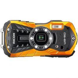 RICOH WG-50 oranžový