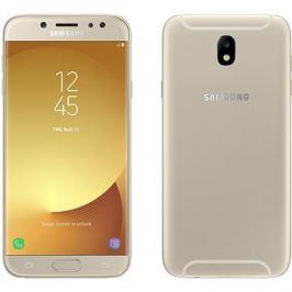 Samsung Galaxy J7 (2017) Duos zlatý
