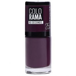 MAYBELLINE NEW YORK Colorama 25 Plum 7 ml