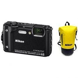 Nikon COOLPIX W300 černý Holiday Kit