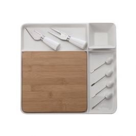 Maxwell & Williams Servírovací souprava porcelán/bambus 9dílů BAMBOO