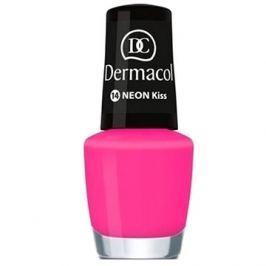 DERMACOL Neon Nail Polish Kiss č.14