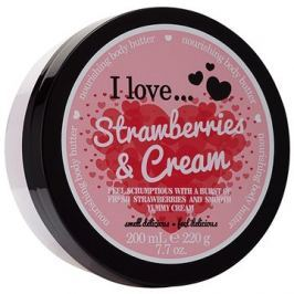 I LOVE… Nourishing Body Butter Strawberries & Cream 200 ml