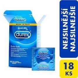 DUREX Extra Safe 18 ks