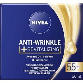 NIVEA Night Care Anti-Wrinkle Revitalizing 55+