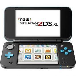 Nintendo NEW 2DS XL Black & Turquoise