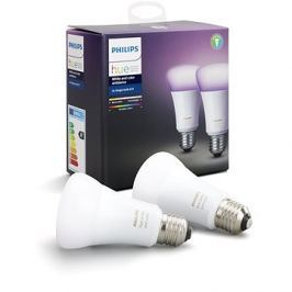 Philips Hue White and Color ambiance 10W E27 set 2ks