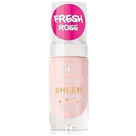 DERMACOL Sheer Face Illuminator Fresh Rose 15 ml