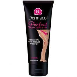 DERMACOL Perfect Body Tělový make up - Caramel 100 ml